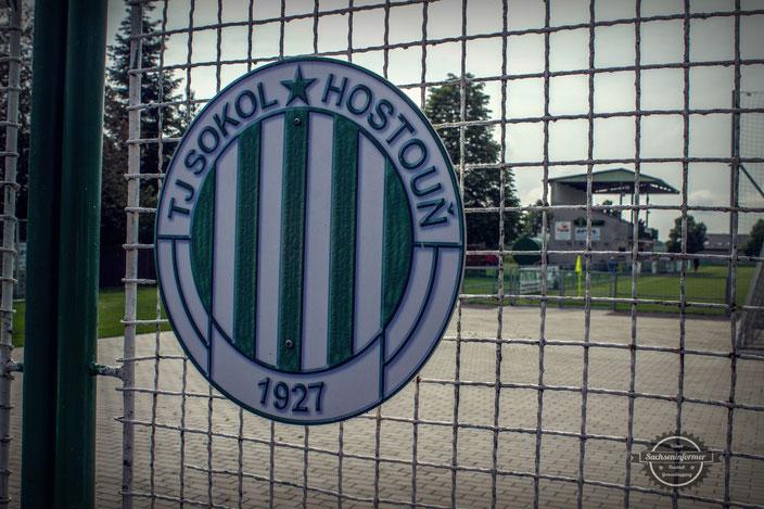 TJ Sokol Hostouň - Stadion Vojtěcha Zeithamla