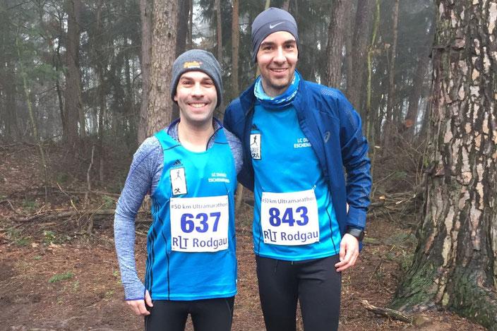 v.l.: Ruben Welsch & Nicolai Pitzer
