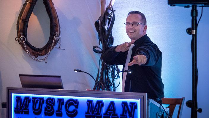 DJ Music Man, Frank Schnabel