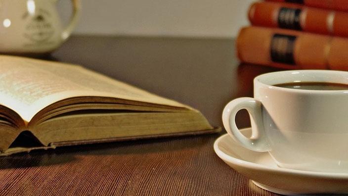 Kaffeehauslesung Marlene Harmtodt-Rudolf