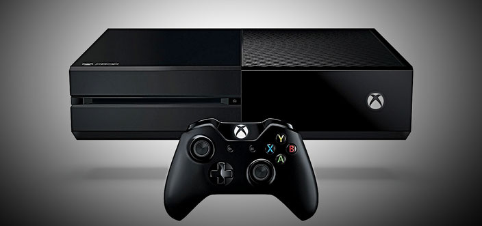 Xbox One mit Controller