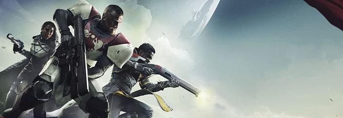 PC Spiele mit guter Grafik - Destiny 2
