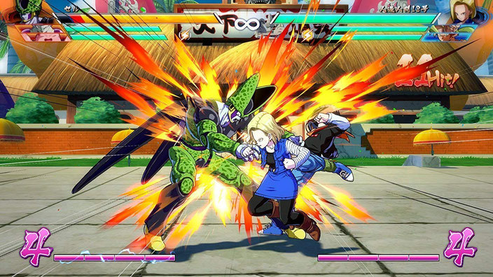 Beste Switch Spiele: Dragon Ball FighterZ