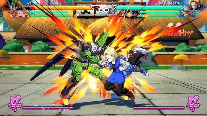 Beste Switch Spiele: Dragon Ball FighterZ