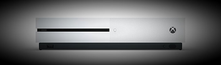 Xbox One S: Design der Front
