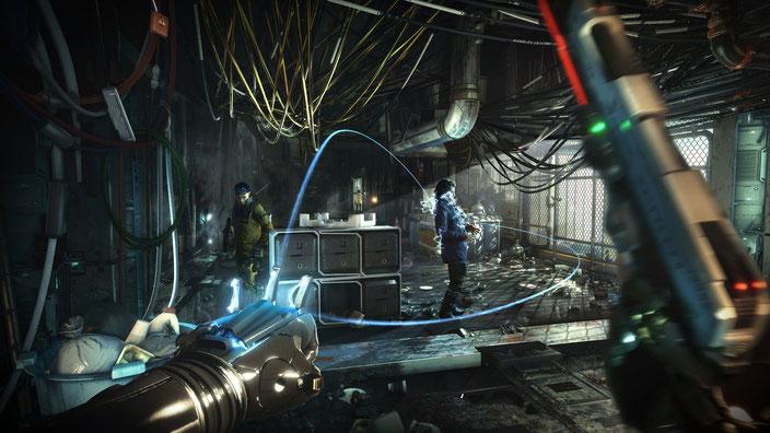 PC-Spiele mit guter Grafik - Deus Ex: Mankind Divided
