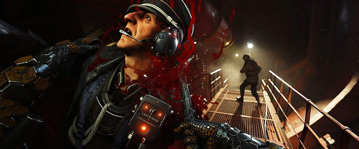 Beste PS4-Spiele 2017: Wolfenstein 2: The New Colossus
