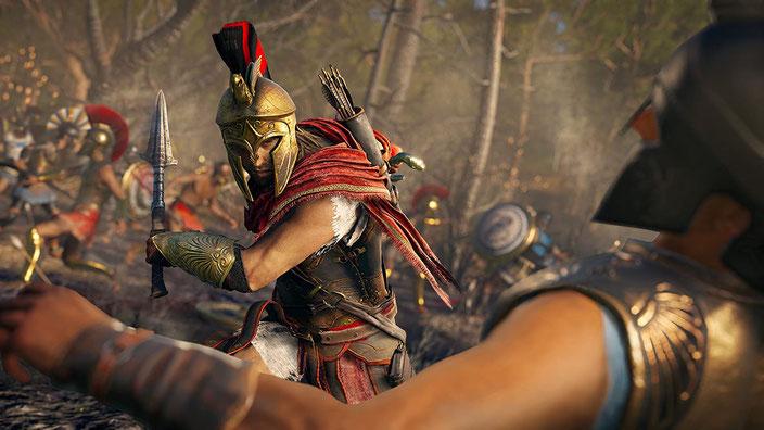 PC-Spiele mit guter Grafik - Assassin's Creed: Odyssee