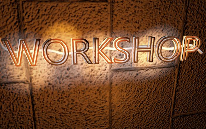 Workshops und Trainings von und mit G. Bandl