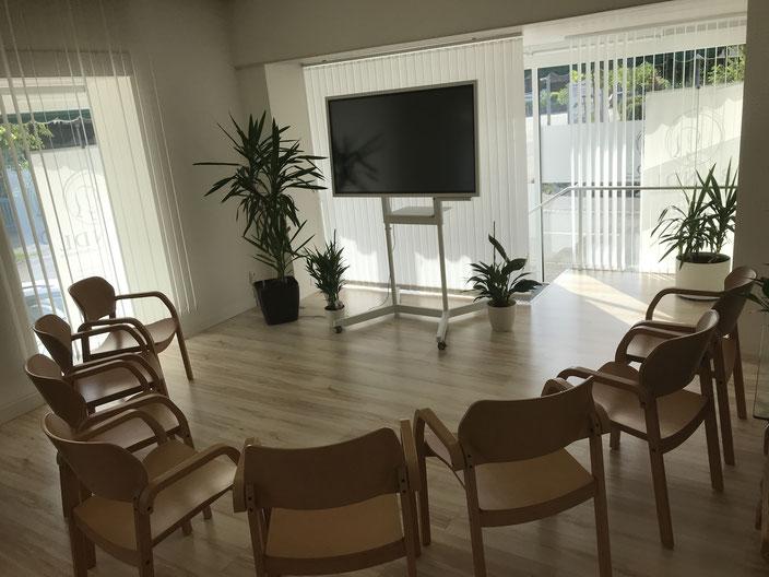 Workshops können in Balsthal (bis 10 Personen) oder bei Ihnen vor Ort in der Firma durchgeführt werden