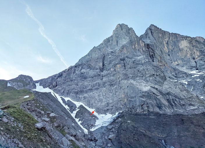 Vorab, Westwand, Glarus, klettern GLimbs, Elm, Wichlen, Glarner Vorab, klettern Mehrseillängen, Glarnerland, Glarus