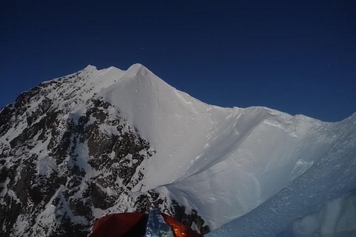 Eiger Nordwand, Eiger Northface, Eiger Heckmair, Biwak Mittellegigrat, Gipfel