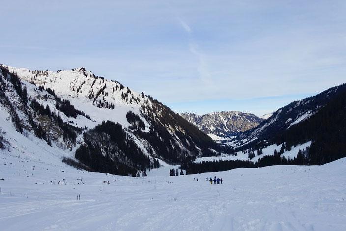 Skitour, Schweiz, Berneroberland, BEO, Diemtigtal, Drümännler, Fildrich, Fieldrich