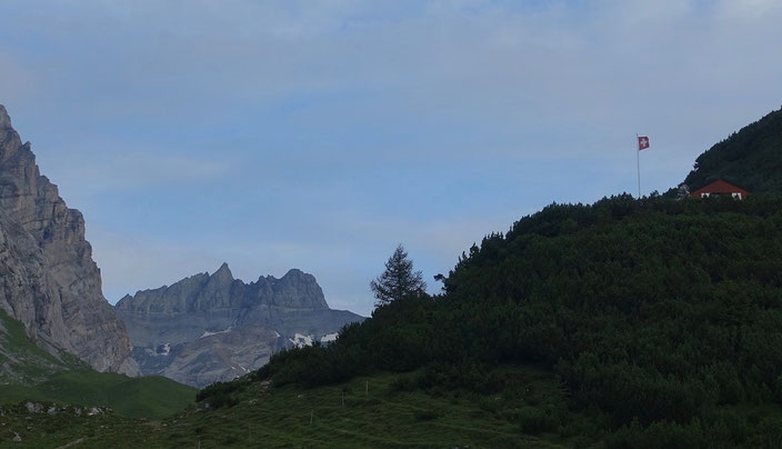 Ringelspitz, Mittelgrat, Tschepband, alle 3000, alle Kantonshöchste, höchster St. Galler Gipfel