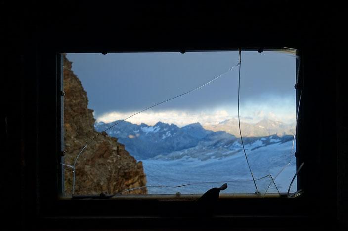 Vadrett da Tremoggia, Bivacco Colombo, Cima Sondrio, Val Fex, Fextal, Fourcla Fex-Scerscen, Vedretta Scerscen Inferiore, Unterer Scerscen Gletscher