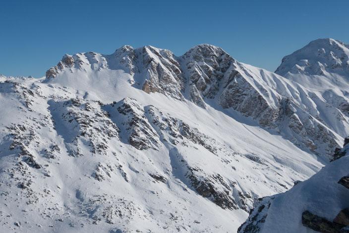 Skitour, Tessin, Punta di Stou, Molare, Faido, Leventina, Pizzo Baretta, Alpe Stou, Poncione di Mezzo
