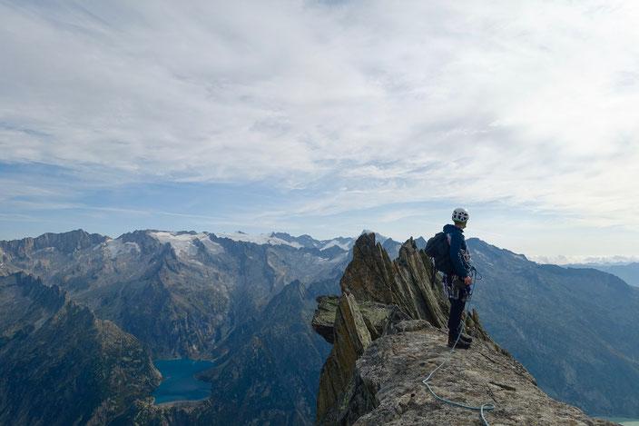 Alplistock, überschreitung, Ost-West, Bächlital, Bächlihütte, Granit, kletttern, Räterichsboden, Berner Alpen, Grimsel