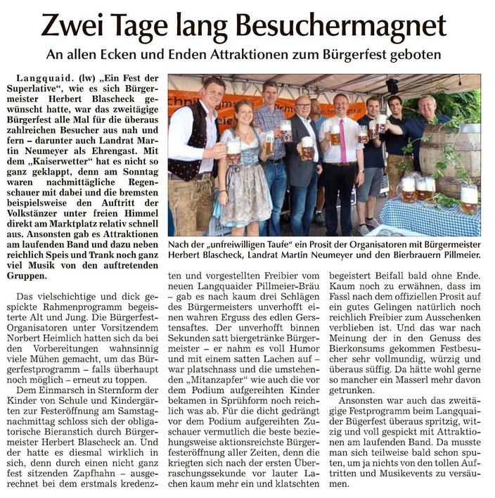 Laber-Zeitung vom 04.07.2017