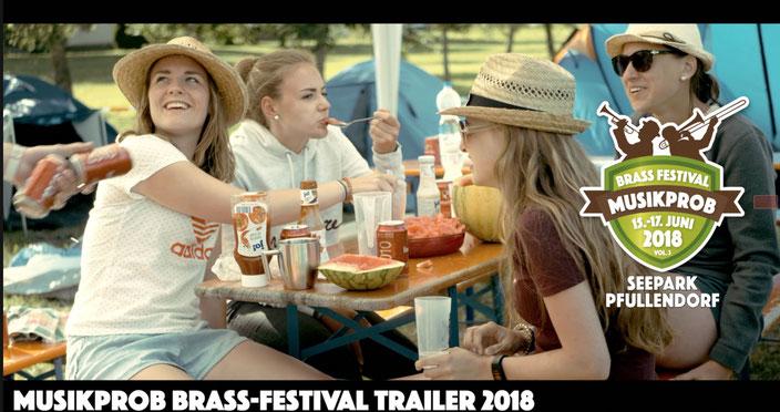 Trailer Musikprob Brassfestival 2018