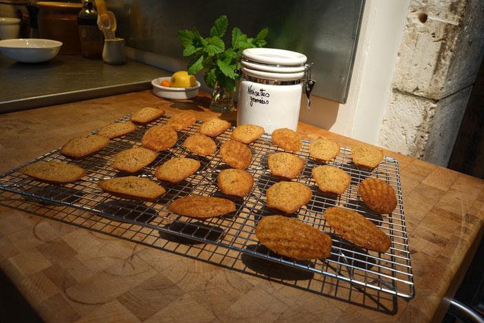 (avec farine germée de khorazan ou d'engrain)