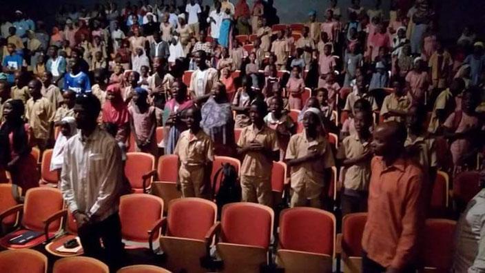 Ouverture Festimaj Guinée Conakry