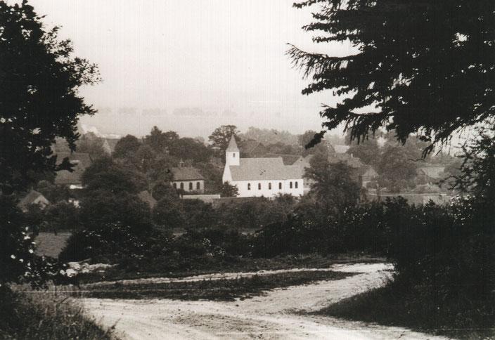 1955 - Zweite und dritte Waltringer Kapelle