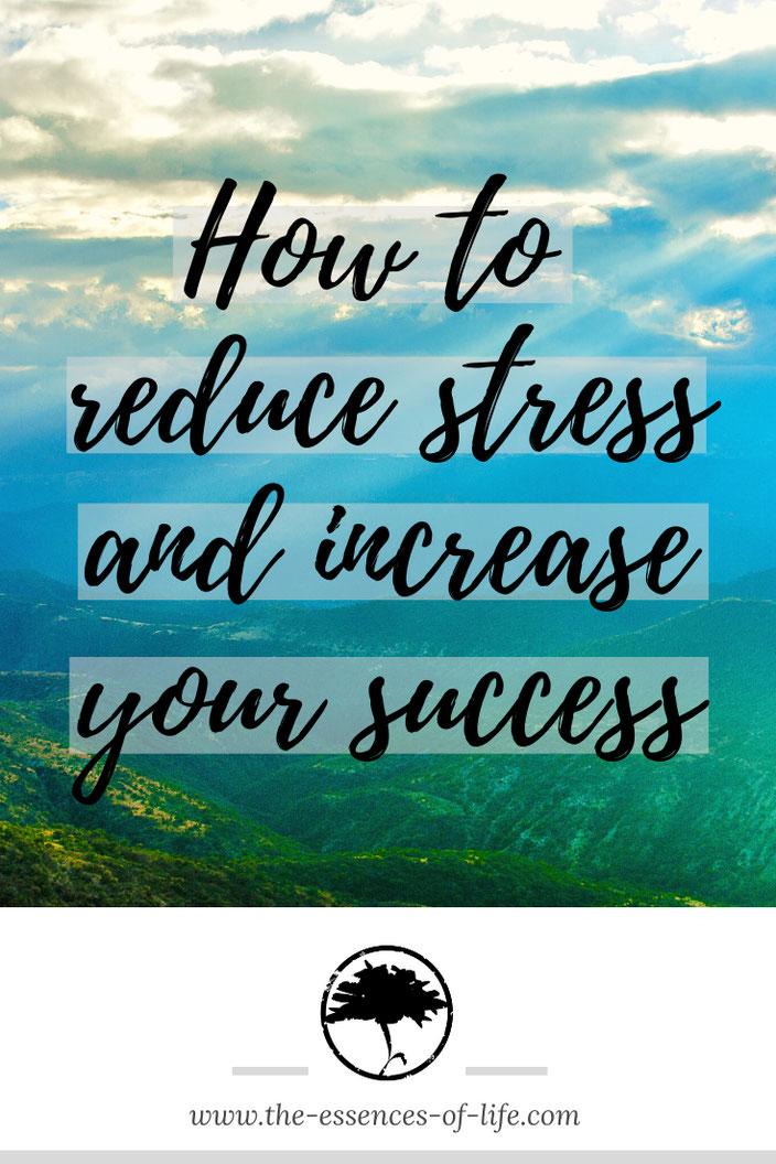 weniger stress mehr erfolg weniger nachdenken
