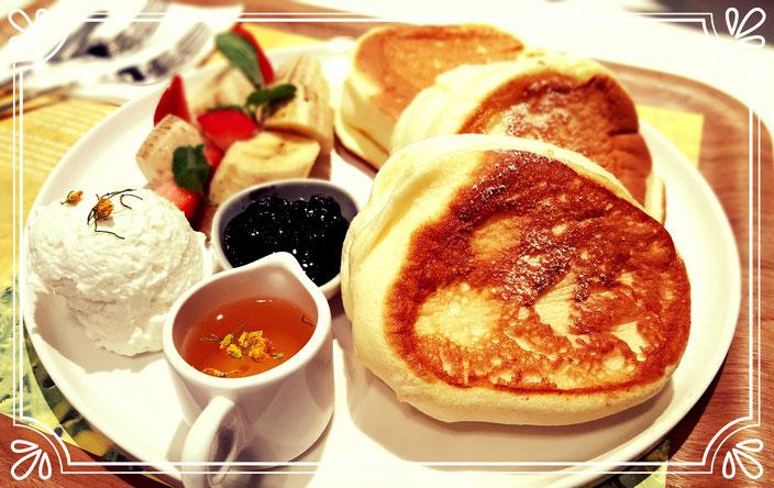 Protein Pancakes Frühstück Breakfast