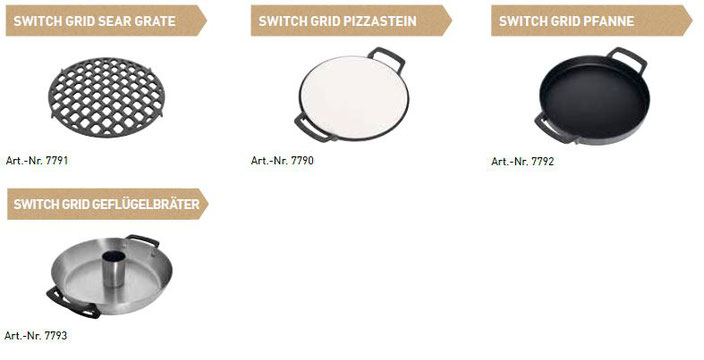 Switch Grid