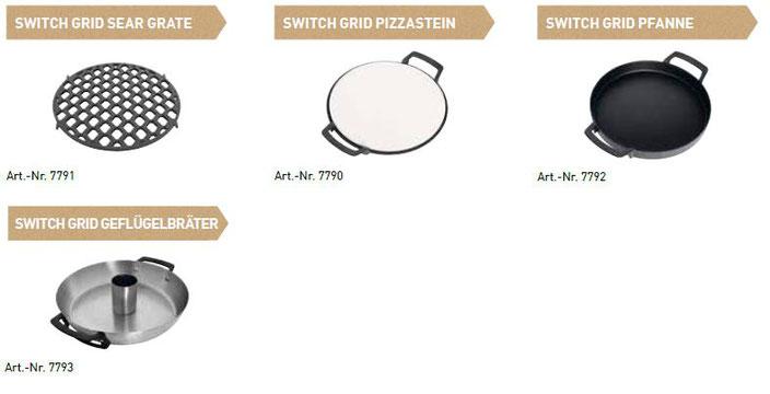 Zubehör Switch Grid