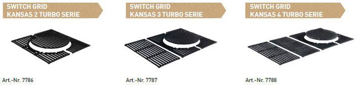 Switch Grid Kansas Serie
