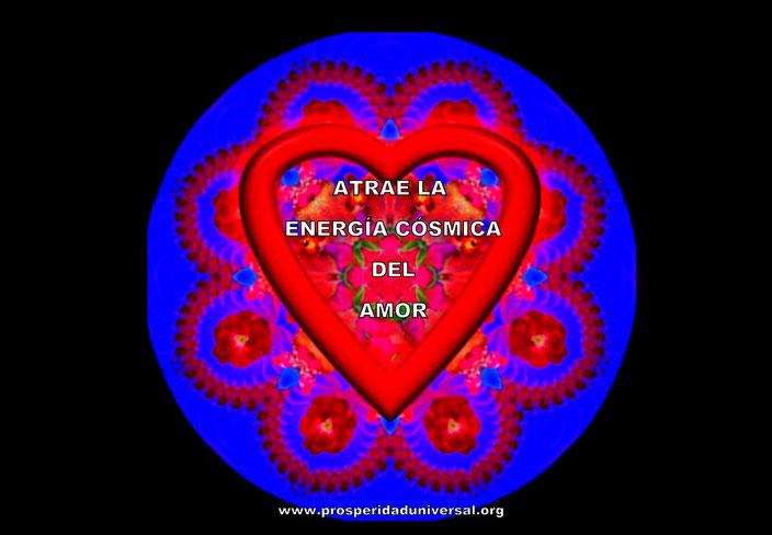 MANDALA PARA ATRAER EL AMOR,  ATRAE LA ENERGÍA CÓSMICA DEL AMOR - PAREJA - AMOR IDEAL - VISUALIZACIÓN CREATIVA PARA ATRAER EL AMOR- PROSPERIDAD UNIVERSAL- www.prosperidaduniversal.org