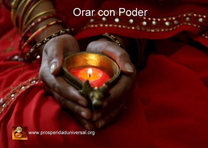 LIBRO DE ORACIÓN DE PROSPERIDAD UNIVERSAL - ORAR CON PODER - LA ORACIÓN EFECTIVA, MILAGRO  - EL PODER DE LA FE SOBRE - NATURAL - CADENA DE ORACIÓN- www.prosperidaduniversal.org