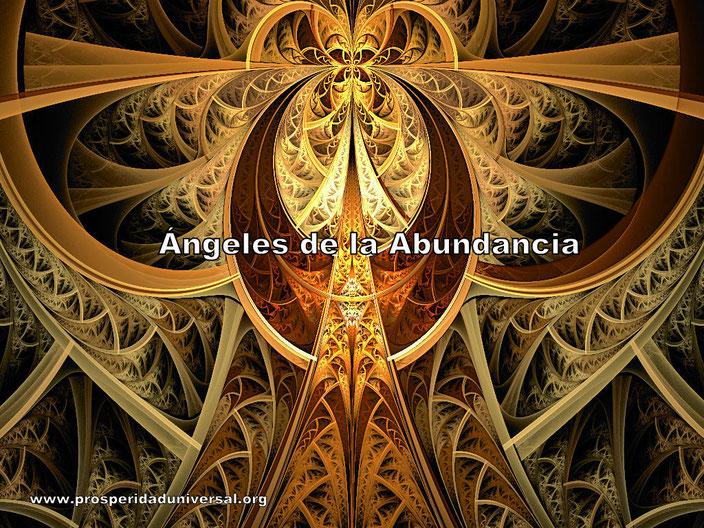ÁNGELES DE LA ABUNDANCIA- FRECUENCIA SANADORA - PROSPERIDAD UNIVERSAL- www.prosperidaduniversal.org