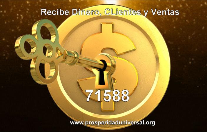 RECIBE UNA EXPLOSIÓN DE DINERO, CLIENTES Y VENTAS DE TODAS PARTES - PROSPERIDAD UNIVERSAL - CÓDIGO SAGRADO 71588 - MEDITACIÓN GUIADA - www.prosperidaduniversal.org