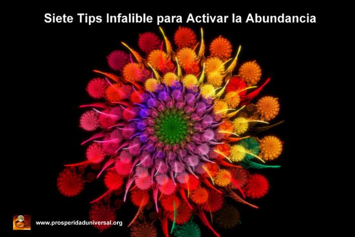 SIETE TIPS PARA ACTIVAR LA ABUNDANCIA - ACTIVACIÓN DE CÓDIGOS SAGRADOS NUMÉRICOS- GUÍA PRÁCTICA Y TIPS PARA LA ACTIVACIÓN EXITOSA- PROSPERIDAD UNIVERSAL