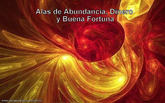 ALAS DE ABUNDANCIA- SUBLIMINAL ARCÁNGEL URIEL- DINERO Y BUENA FORTUNA - PROSPERIDAD UNIVERSAL- www.prosperidaduniversal.org