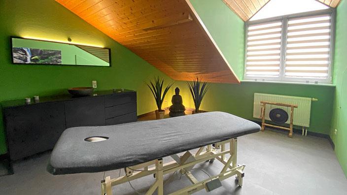Wellnessmassage und Antiaging