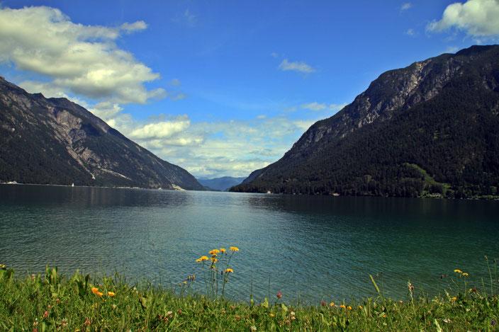 Achensee - Blick Richtung Achenkirch
