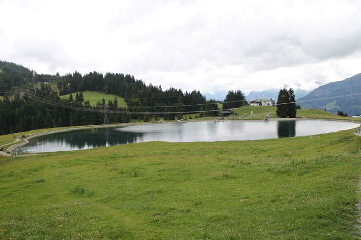 Hochbrixen - Filzalmsee