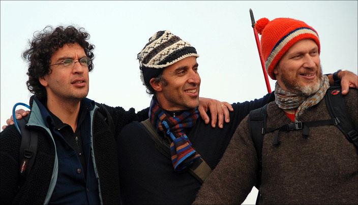 David, Eric & Marc Ghysels • Nepal • December 2009