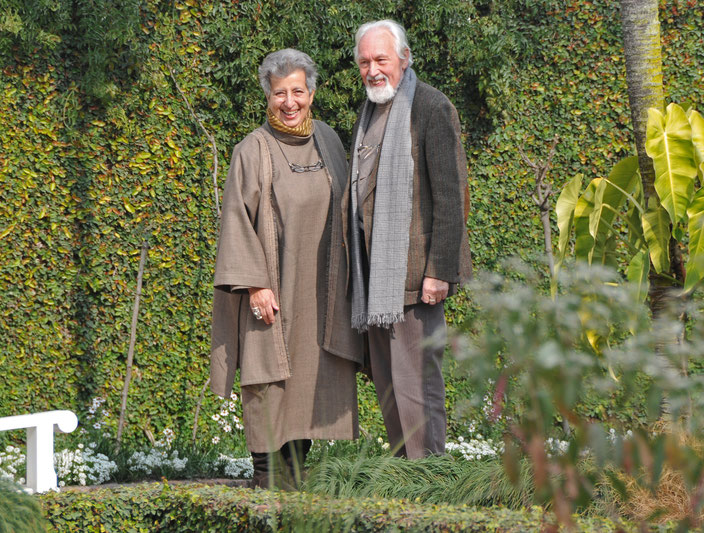 Colette & Jean-Pierre Ghysels • Kathmandu Dec. 27, 2009
