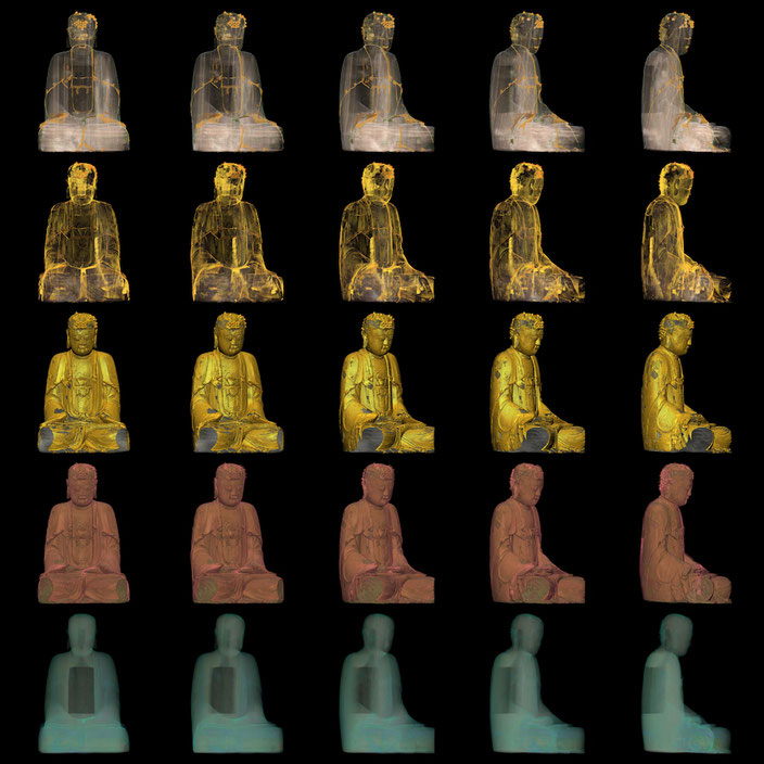 ©Scantix Dr. Marc Ghysels - Wallpaper: Chinese Buddha
