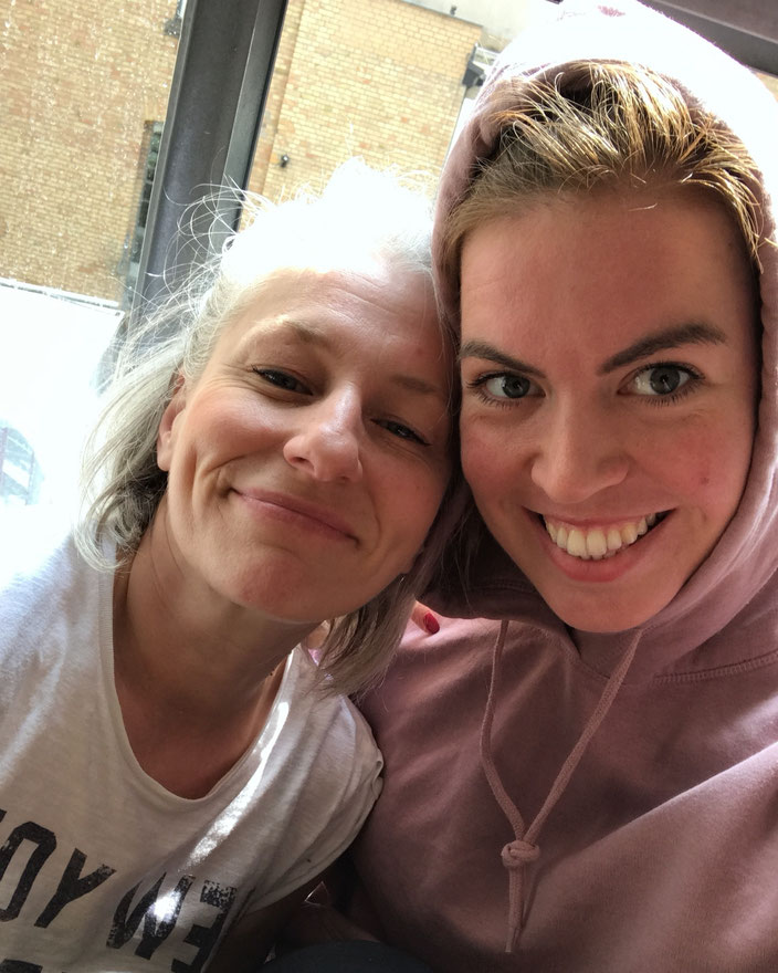 Daniela und ich :-)
