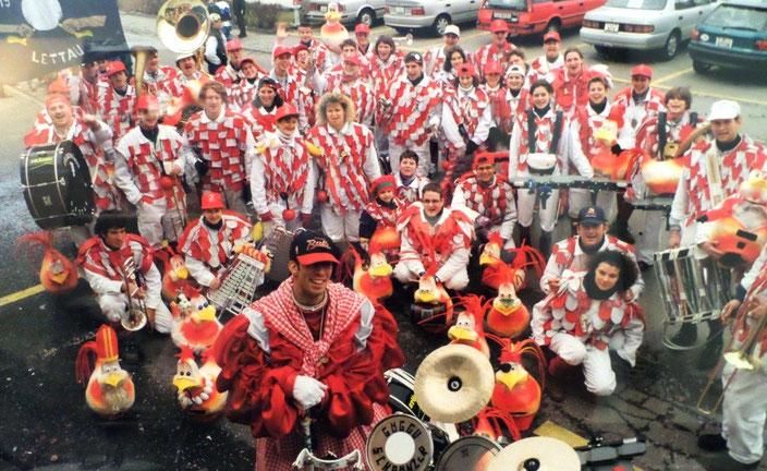 Gruppenfoto von 1995