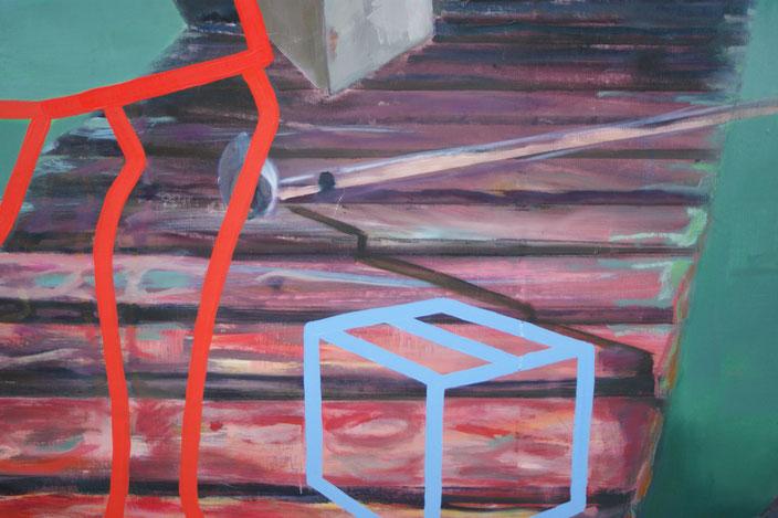 mooi groot golf rock surrealism figurative goed yoga doos grafisch surreal golfer building interieur vakmanschap Morocco emoji friends thee gym tiles tegels trechters jojo schilderkunst rots vrachtwagen truck golf golfer yoga kaarsstand building boxes