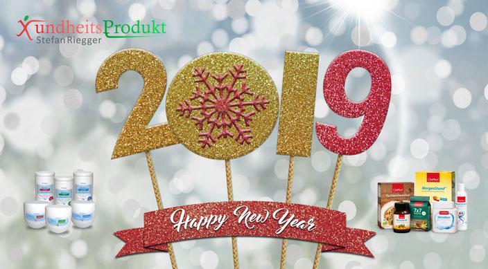 Bild: Happy New Year 2019