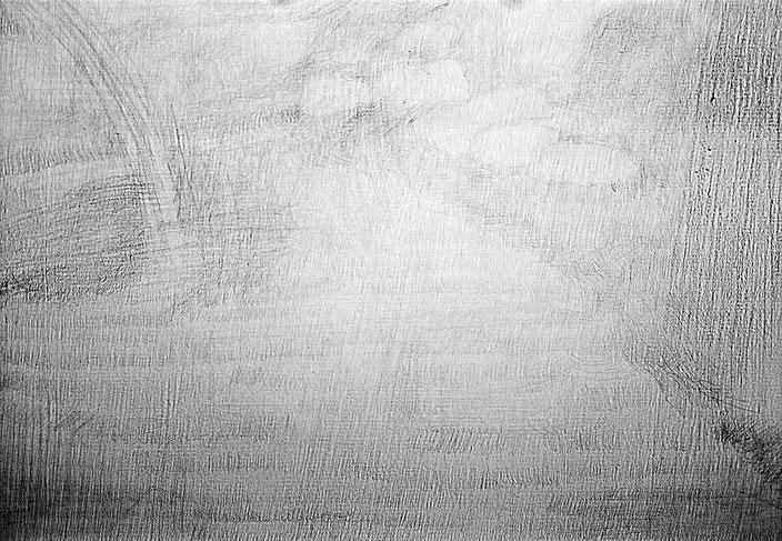 crayon graphite et pierre noire sur papier