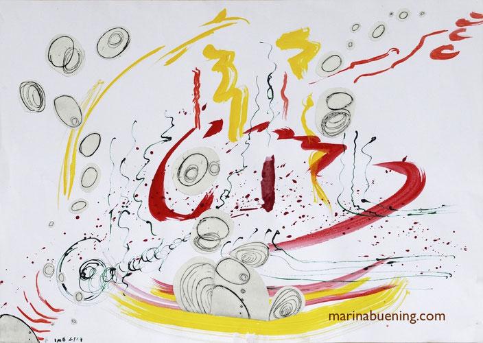 Marina Buening - Zeichnen macht Spaß