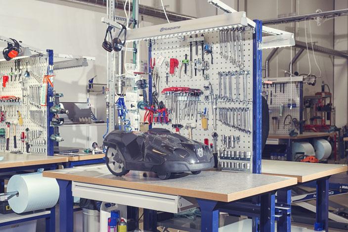 IMROTECH Automower Labor